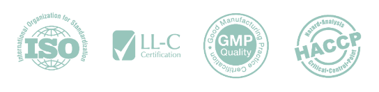 GMP certified novel food manufacturer that operates under the highest manufacturing standards